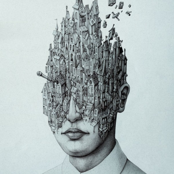 Artwork by Marija Tiurina